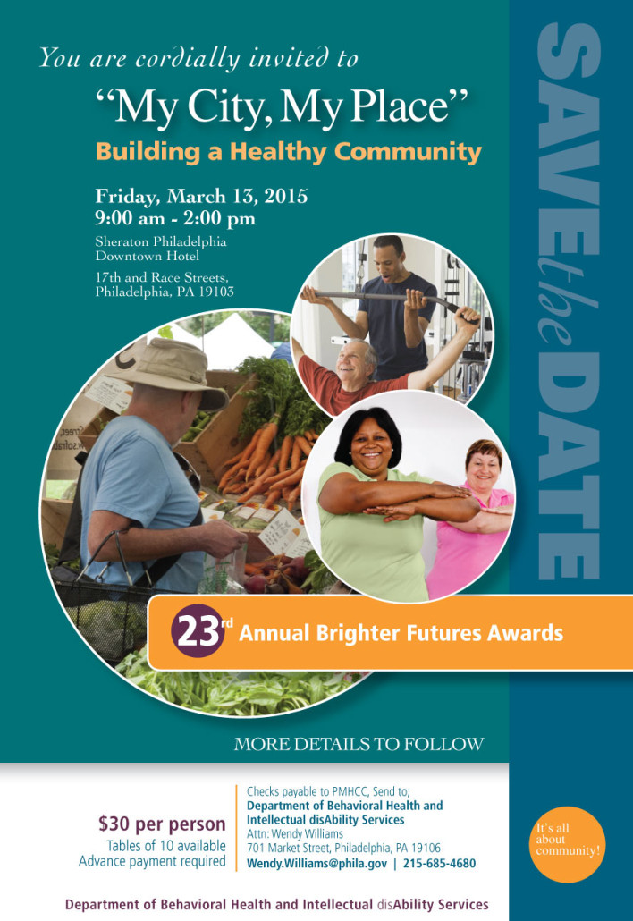 23RD ANNUAL BRIGHTER FUTURES AWARDS