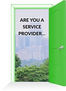 Are You a Service Provider?