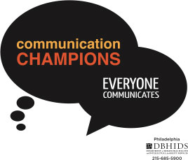 IDS Communication Champions Logo