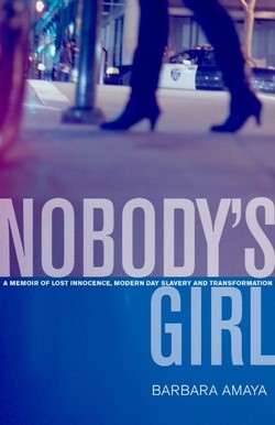 Nobody's Girl book cover by Barbara Amaya